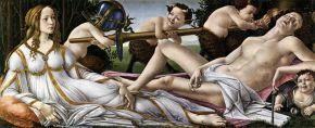 Venus and Mars- Love conquersWar